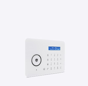 PSTN/LCD/RFID Touch Alarm System